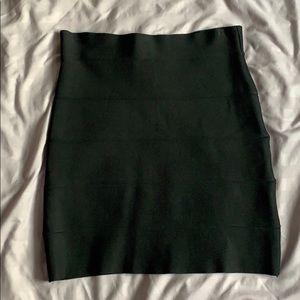 BCBG MazAzria Bandage Mini Skirt Size XS